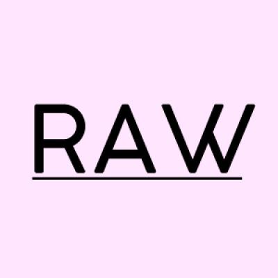 【R】【A】【W】